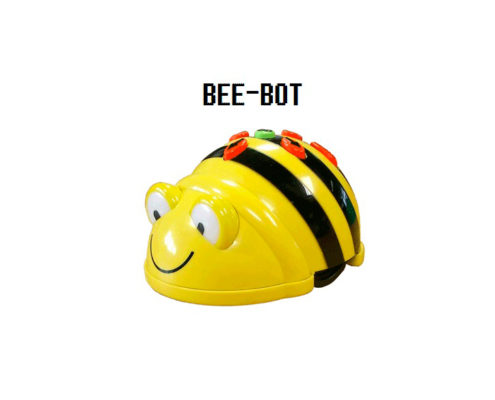 bee bot, abeja robot, beebot